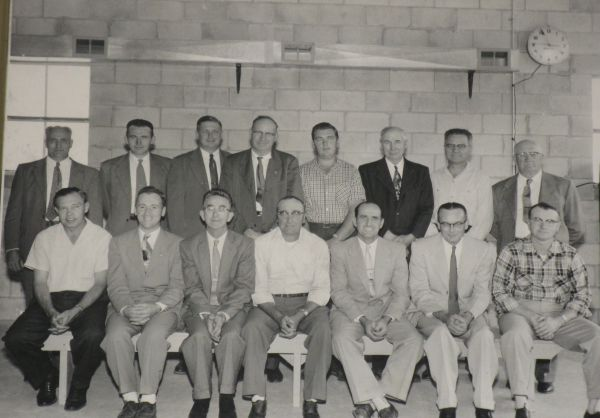 1958 Group Pic